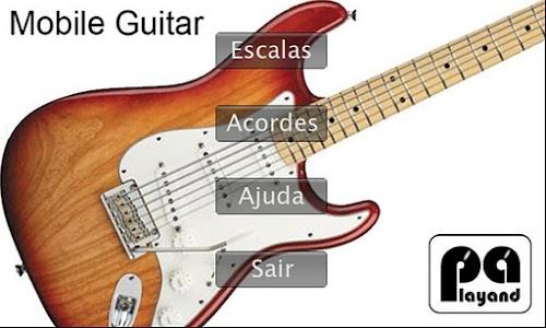 Mobile Guitar Strat screenshot 0