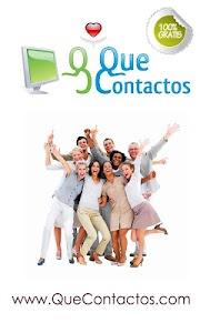 QueContactos Dating in Spanish screenshot 0
