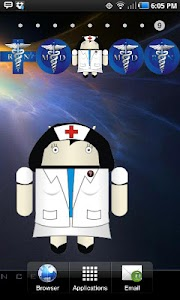 Droid Nurse doo-dad screenshot 1