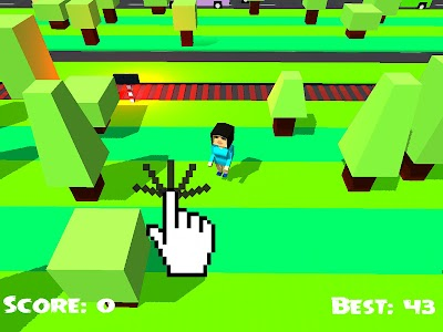 Cross Road Kim - Dangerous Fun screenshot 5