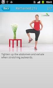Ladies' Leg Workout FREE screenshot 6