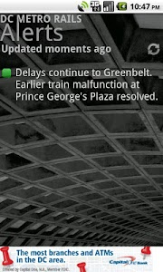 DC Metro Rails screenshot 3