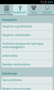 ORL TNM Lite screenshot 2