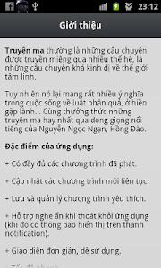 Truyen Ma Nguyen Ngoc Ngan Mp3 screenshot 4