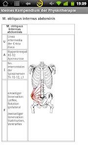 Compendium of Muscle screenshot 3