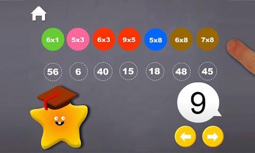 Multiplication Fun screenshot 3