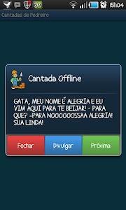 Cantadas de Pedreiro screenshot 2