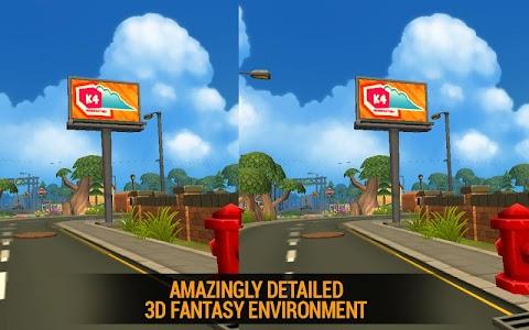 Fantasy City Tours VR - Toon screenshot 2