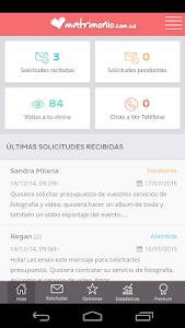 Matrimonio.com.co para empresa screenshot 1