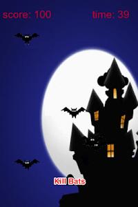 Bat Dark Night: Vampire Fight screenshot 5