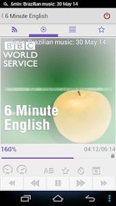 6 Six Minute English BBC screenshot 0