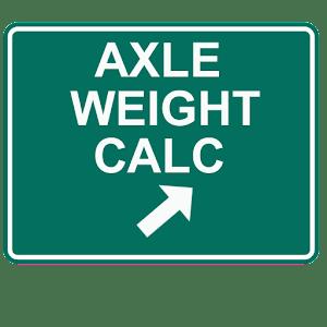 Trucker's Axle Weight Calc