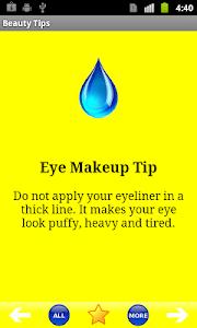 Beauty Tips screenshot 1