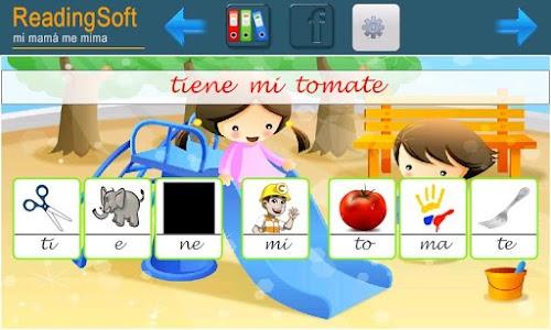 Curso 3 Aprender a Leer screenshot 1