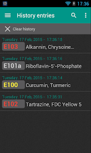 Food Additives screenshot 3