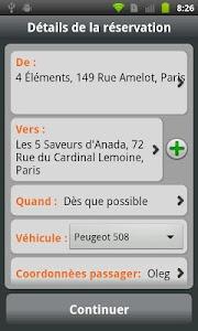 LeCab screenshot 1