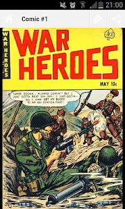 War Heroes Comic screenshot 3