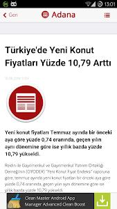 Adana Haberleri screenshot 5