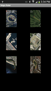 Maps Distance Ruler Lite screenshot 4