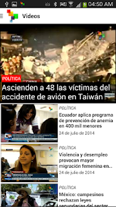 teleSUR Multimedia screenshot 0