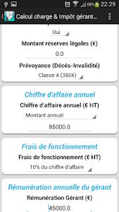 Optimisation du Revenu screenshot 1