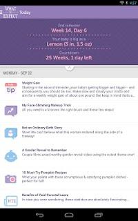 Pregnancy Tracker screenshot 05