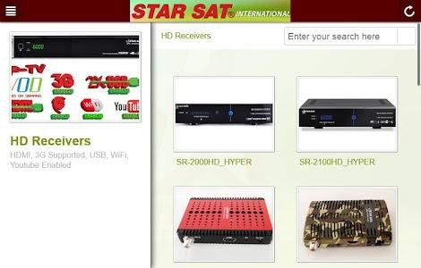StarSat International screenshot 15