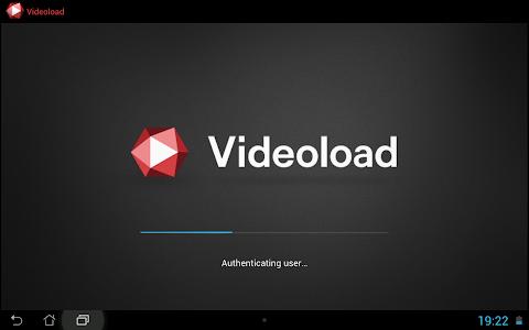 Video streaming DEMO screenshot 0