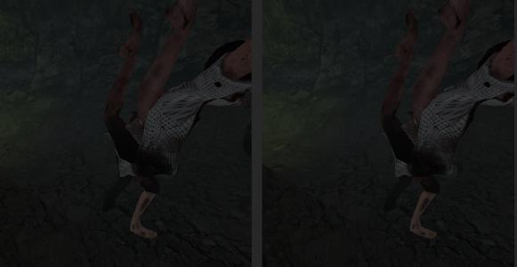 VR Creepy Cave for Cardboard screenshot 2