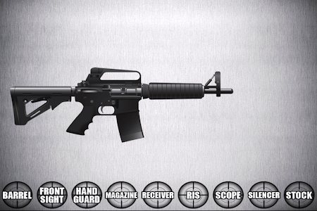 Assault Rifle Builder screenshot 6