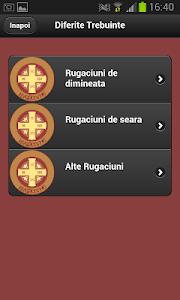 Rugaciune screenshot 1