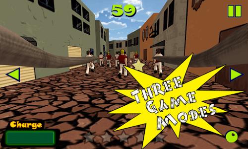 Bull Runner Free screenshot 7