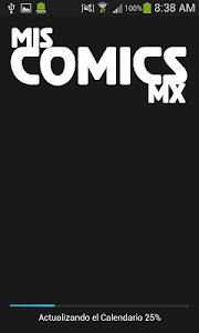 Mis Comics MX screenshot 0