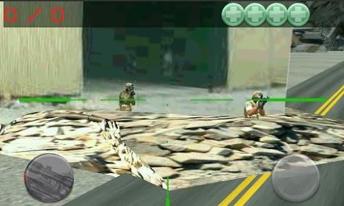 sniper command, airport war screenshot 0