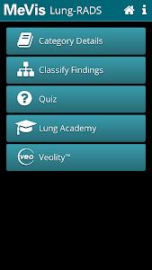 MeVis Lung-RADS screenshot 0