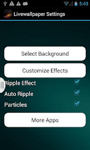 Xperia Z Smart LWP screenshot 2