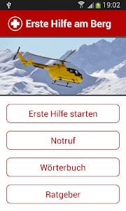 Erste Hilfe am Berg screenshot 0