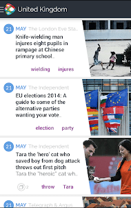 NEWSCRON – ALL NEWS IN ONE APP screenshot 3