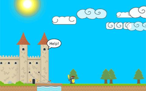 Princess Rescue Run screenshot 1