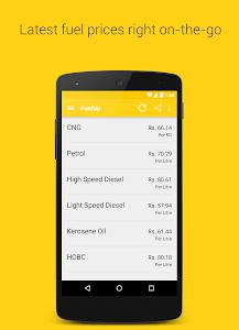 FuelUp screenshot 1