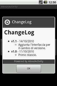 About Activity screenshot 3