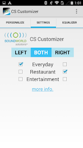 CS Customizer screenshot 3
