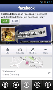 ROCKLAND RADIO screenshot 2