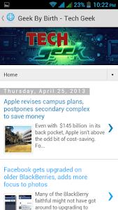 Tech Geek screenshot 4