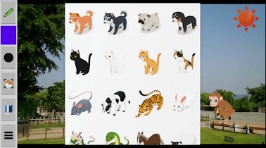 Drawing&Stamps!! free - screenshot thumbnail 02