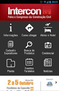 Intercon 2013 screenshot 0