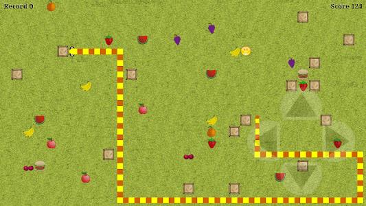 The Snake screenshot 3