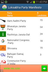 India Elections 2014 screenshot 6