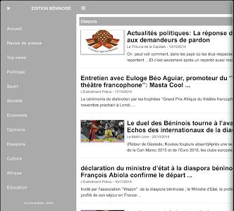 Jolome News screenshot 5