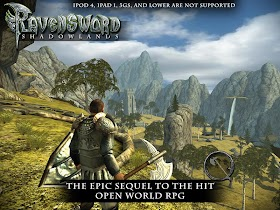 Ravensword: Shadowlands 3d RPG - screenshot thumbnail 04
